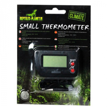 Reptiles Planet Digitales Thermometer