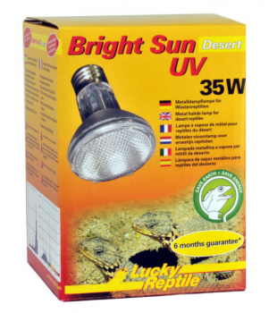 Lucky Reptile Bright Sun UV Desert 35 Watt