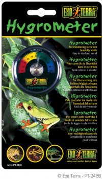 Exo Terra Analoges Hygrometer