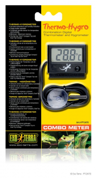 Exo Terra Digitales Thermo- & Hygrometer